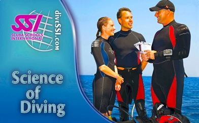 Cours plongée SCIENCE of DIVING