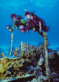 Open Water Diver en couple