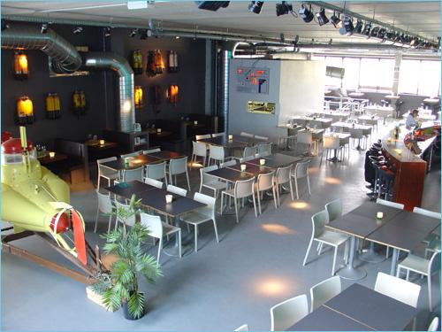 Séminaire à NEMO33 Bruxelles, pause café